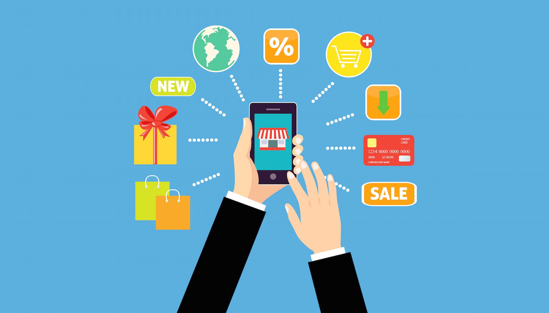 خصائص المستهلكين عبر الانترنت